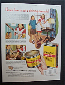 1946 Johnson's Wax