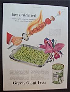 1946  Green  Giant  Sweet  Peas (Image1)