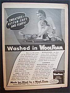 1946  Woolfoam  Perfect  Wool  Wash (Image1)