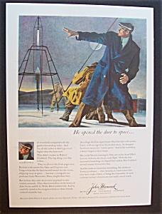 Vintage Ad: 1959 John Hancock Mutual Life Insurance (Image1)