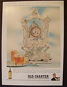 1959 Old Charter Bourbon