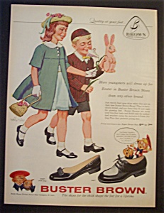 1958  Buster  Brown  Shoes (Image1)