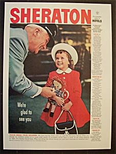 1958  Sheraton  Hotels (Image1)