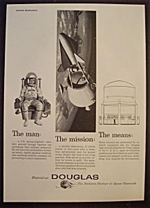 Vintage Ad: 1959 Douglas Space Research (Image1)