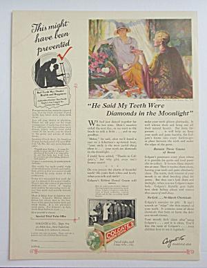 1926 Colgate Ribbon Dental Cream w Two Women Talking  (Image1)