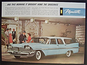 1959 Plymouth Station Wagon