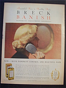 1959  Breck  Banish  Dandruff  Shampoo (Image1)