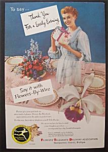 1953  Florists' Telegraph  Delivery  Association (Image1)