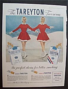 1956  Tareyton  Cigarettes (Image1)