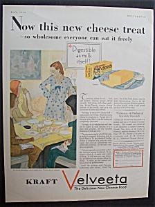 1930  Kraft  Velveeta  Cheese (Image1)