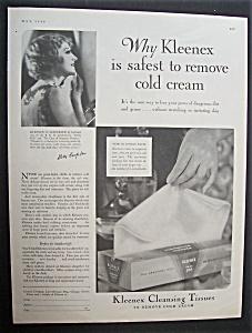1930  Kleenex  Tissues (Image1)