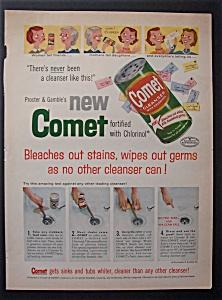 1957  Comet  Cleanser (Image1)