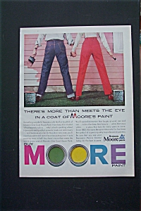 1955 Benjamin Moore Paints with Many Colors Of Paint (Image1)