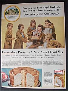 1956  Dromedary Angel  Food  Mix (Image1)