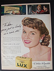 1956 Lux Soap With Debbie Reynolds