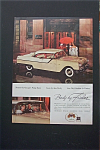 1955 Body By Fisher with Great Looking Car  (Image1)