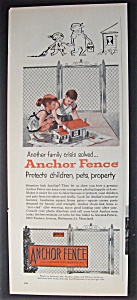 1958  Anchor  Fence (Image1)