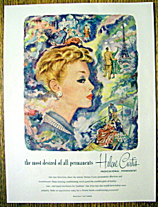 Vintage Ad: 1952 Helene Curtis Permanent (Image1)