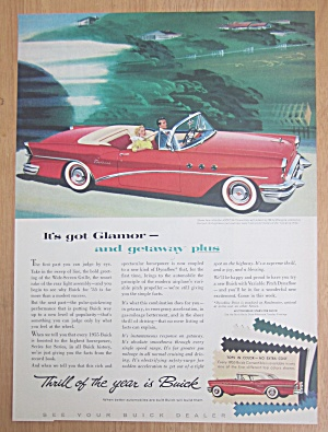 1955 Buick with the Buick Special Convertible  (Image1)