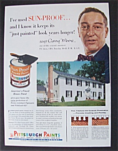 1959 Pittsburgh Paints With Garry Moore