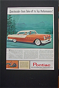 1955 Pontiac with the Pontiac Strato-Streak V-8 (Image1)