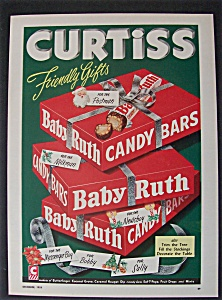 Vintage Ad: 1953 Curtiss Candy Bars (Image1)