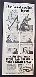 1953  Colgate  Dental  Cream (Image1)