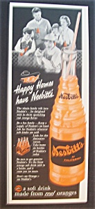 Vintage Ad: 1953  Nesbitt's  Orange  Drink (Image1)