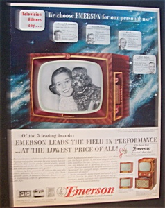 1952  Emerson  Television (Image1)