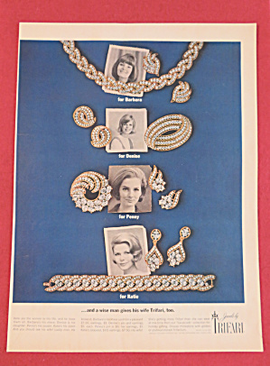 1963 Jewels By Trifari with Different Jewelry  (Image1)