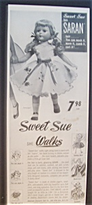 1952  Sweet  Sue  Doll (Image1)