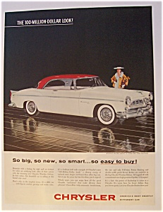 1955 Chrysler With The Windsor Deluxe Nassau