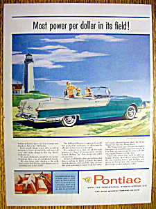 1955 Pontiac with the Star Chief Convertible (Image1)