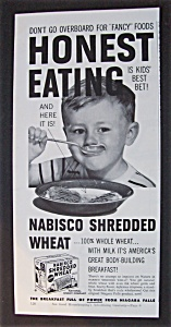 1951  Nabisco  Shredded  Wheat (Image1)