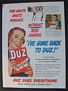 1951  Duz  Detergent (Image1)