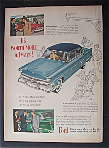 1953 Ford Automobiles