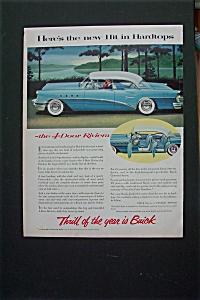 1955 Buick 4-Door Riviera with the Hardtop (Image1)