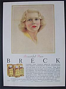 1954  Breck  Shampoo (Image1)