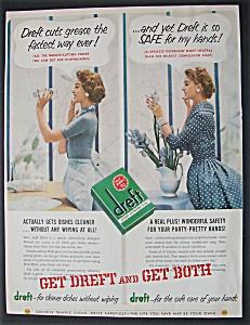 1954  Dreft  Dishwashing  Soap (Image1)