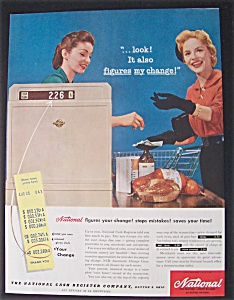 1955  National  Cash  Register  Machine (Image1)