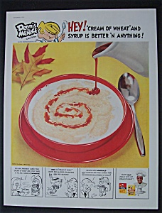 1955 Cream Of Wheat With Dennis The Menace