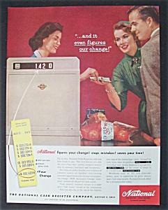 1955  National  Cash  Register  Machine (Image1)