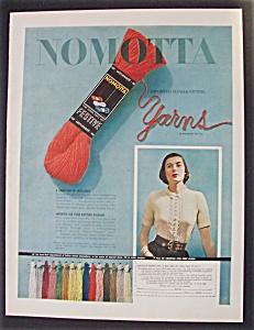 1950  Nomotta  Yarns (Image1)