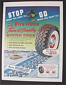 Vintage Ad: 1955 Firestone Tires (Image1)