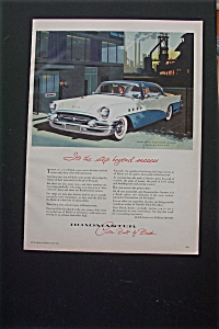 1955 Buick Roadmaster with Buick Roadmaster (Image1)