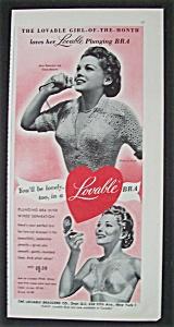 1950  Lovable  Bra (Image1)