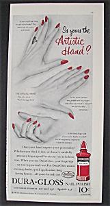 1950  Dura - Gloss  Nail  Polish (Image1)