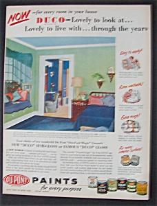 1951  Du  Pont  Paints (Image1)
