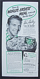 1951 Star - Kist Tuna With Dan Dailey