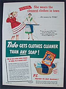 1951  Tide  Detergent (Image1)